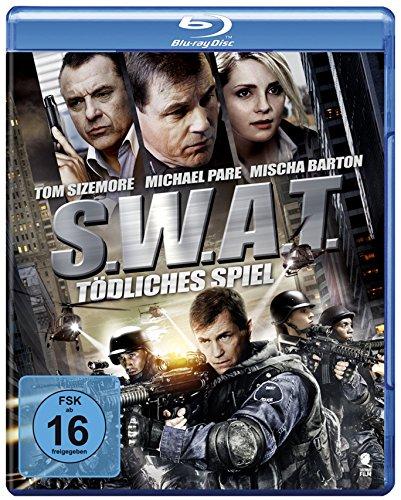 SWAT - Tödliches Spiel [Blu-ray]