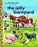 img - for The Jolly Barnyard (Little Golden Book) book / textbook / text book