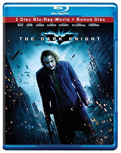 Blu-ray : The Dark Knight (Widescreen, Dolby, AC-3, 2 Disc)