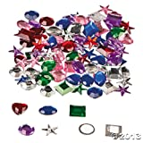 Acrylic Adhesive Jewels (Pack of 600)
