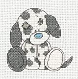 Anchor My Blue Nose Friends Splodge Counted Cross Stitch Kit