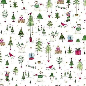 caspari christmas wrapping paper sale