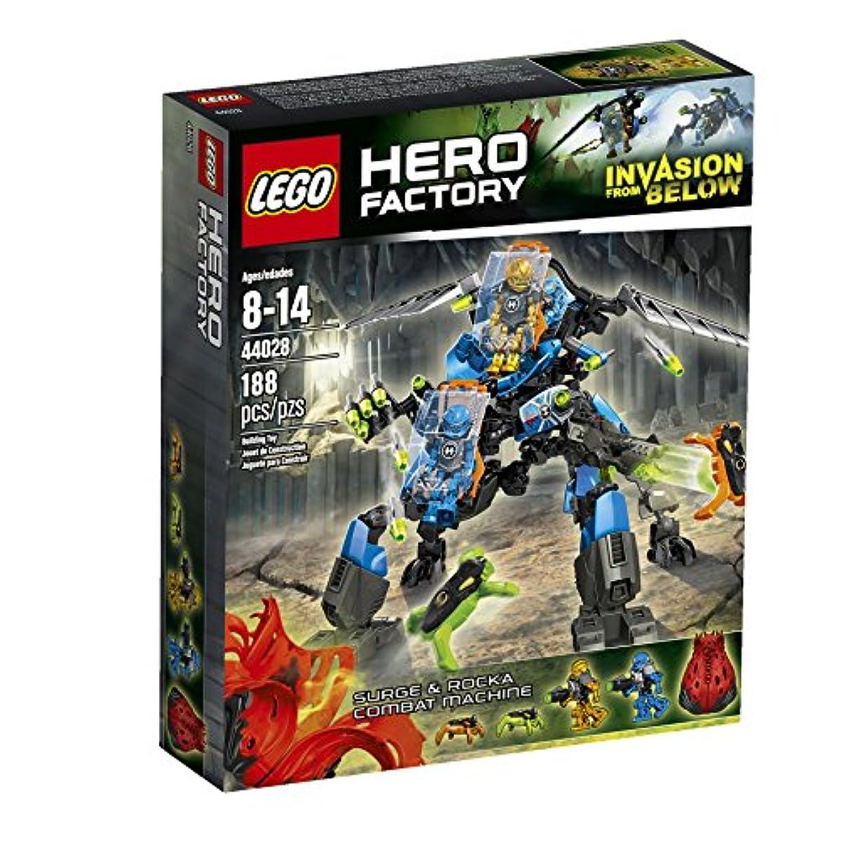 [해외] LEGO HERO FACTORY SURGE AND ROCKA COMBAT MACHINE 44028 BUILDING SET-6058996