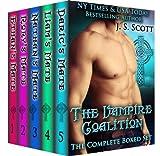 Bargain eBook - The Vampire Coalition