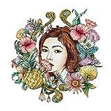 HyunA EP Album Vol. 5 - A'wesome(7 postcards) [+official folded poster][+Hyuna autograph photocard 2pcs]