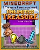Minecraft (UNLIMITED TREASURE: 9 Treasure Farms You Need - a step by step guide)