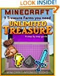 Minecraft (UNLIMITED TREASURE: 9 Trea...