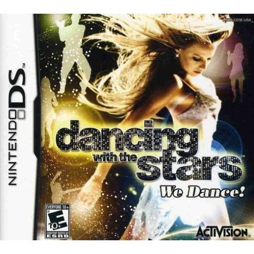 Dancing with the Stars: Get Your Dance On! - Nintendo DS - 1
