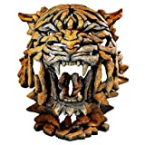 Sculpture Contemporary Tiger Head