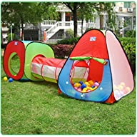Bounce Playhouse Tent With Tunnel ,Li…