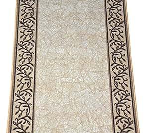Amazon Com Dean Custom Length Washable Carpet Rug Runner