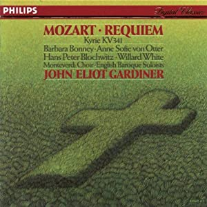 Mozart Requiem Kyrie In D Minor by Philips