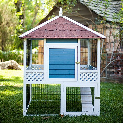 Advantek-Pagoda-Rabbit-Hutch