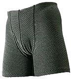 SIDO(シドー) 包帯パンツ ゴムなしボクサー ブラック LL(94~104cm)