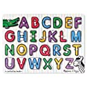 Melissa & Doug See-Inside Alphabet Peg Puzzle