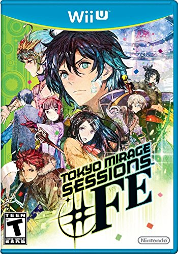 Tokyo Mirage Sessions #FE - Wii U Standard Edition (Fire Emblem Wii U compare prices)
