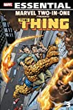 The Thing (Essential Marvel Two-in-One, Vol. 3) (0785130691) by Gruenwald, Mark