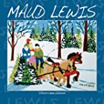 Maud Lewis 2016 Square 12x12  Wall Ca...