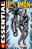 Essential Iron Man Volume 1 TPB