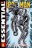Essential Iron Man, Vol. 1 (Marvel Essentials) (0785118608) by Lee, Stan