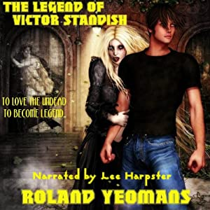 The Legend of Victor Standish Audiobook