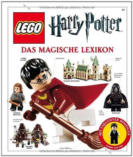 LEGO® Harry Potter(TM) Das magische Lexikon. Mit exklusiver Minifigur.