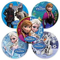[Best price] Arts & Crafts - Disney Frozen Movie Stickers - 75 Per Pack - toys-games