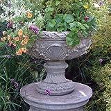Large Garden Planter - Flemish Vase Stone Plant Pot