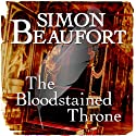 The Bloodstained Throne: Sir Geoffrey Mappestone, Book 7 Audiobook by Simon Beaufort Narrated by Matt Addis