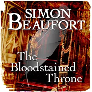The Bloodstained Throne Audiobook