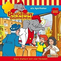 Benjamin Bl�mchen Als Apotheker (Sonderedition)