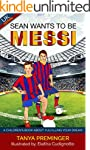Sean wants to be Messi: A fun picture...