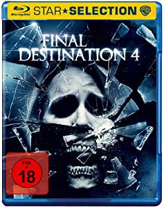 Final Destination 4 [Blu-ray]