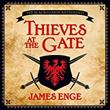 Thieves at the Gate (       UNABRIDGED) by James Enge Narrated by Kevin T. Collins