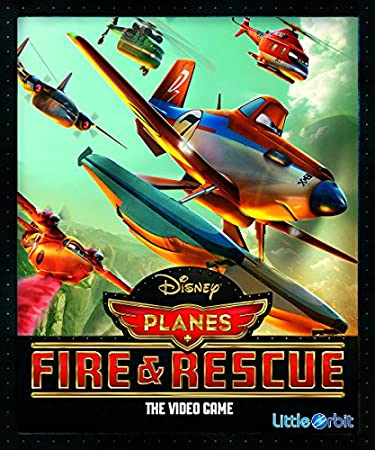 Planes 2 Fire & Rescue - Nintendo DS