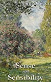 Image of Sense and Sensibility: Filibooks Classics (Illustrated)