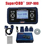 2017 Original SuperOBD SKP900 key programmer V4.5 OBD2 Car Auto Key Programmer Support Almost All Cars No Tokens Limited Free Update Online