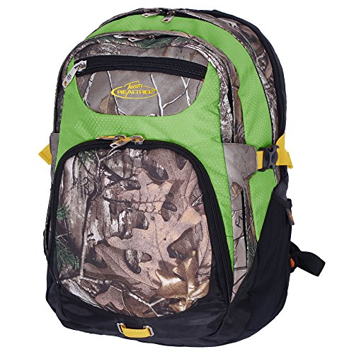 Sale!! REALTREE 4 Compartment Backpack