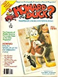 img - for Howard the Duck Magazine #1 book / textbook / text book