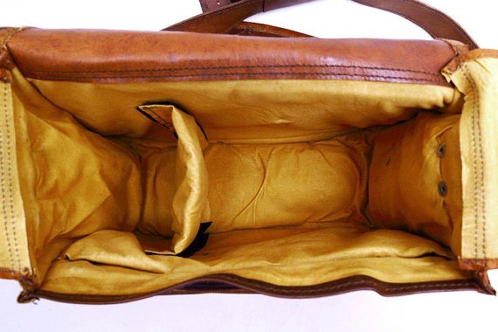 CoolStuff Gypsy Genuine Leather DSLR SLR Vintage Camera Shoulder Messenger Bag Camera Satchel … 2
