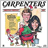 """A truly memorable holiday treat, with Sleigh Ride; Jingle Bells; Ave Maria, and 11 more.Hipper now than they ever were in their day, Karen and Richard Carpenter achieved a rare feat: They saw one of their songs become a holiday classic. """"Merr..."""