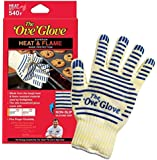 1 X The Oven Glove - Hot Surface Handler (Blue)