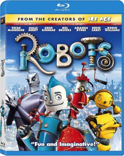 Robots Blu-ray