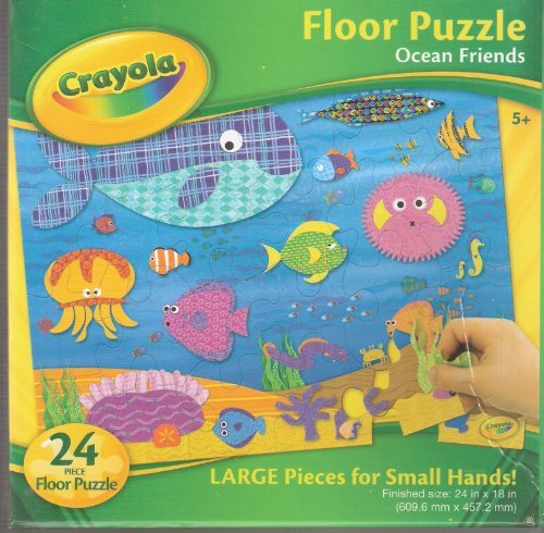 Ocean Friends Floor Puzzle