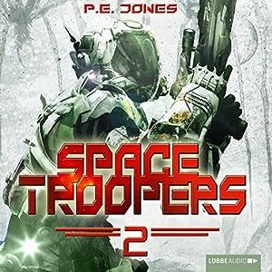 Krieger (Space Troopers 2) Hörbuch