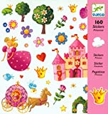 160 Djeco - Stickers - Princesse Marguerite