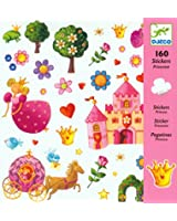 160 Djeco - Stickers - Princesse Marguerite