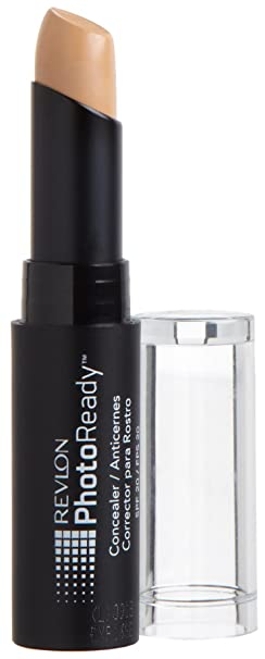 You may want to see this photo of revlon photoready makeup