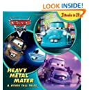 Heavy Metal Mater and Other Tall Tales (Disney/Pixar Cars) (Pictureback Favorites)