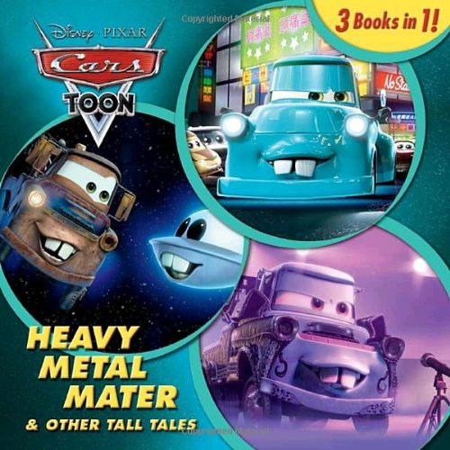 Heavy Metal Mater & Other Tall Tales (Cars Toon)